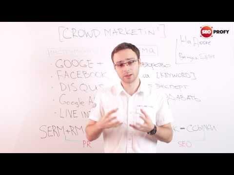 Crowd Marketing - На Доске - выпуск № 41 с Юрием Титковым