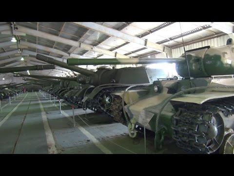 Танк это сила, мощь и красота.  Бронетанковая техника СССР и России.  Часть 1.
