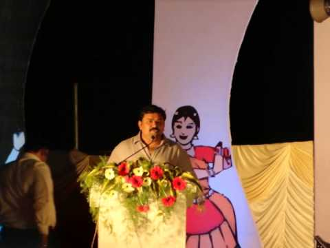 VIJAY TV NEEYA NAANA GOPINATH SPEECH IN ANNA UNIVERSITY COIMBATORE