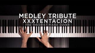 XXXTENTACION Piano Tribute   The Theorist Piano Cover
