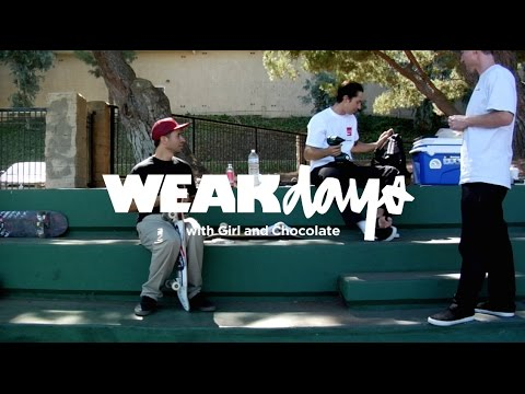WEAKDAYS: DUGOUT LEDGES