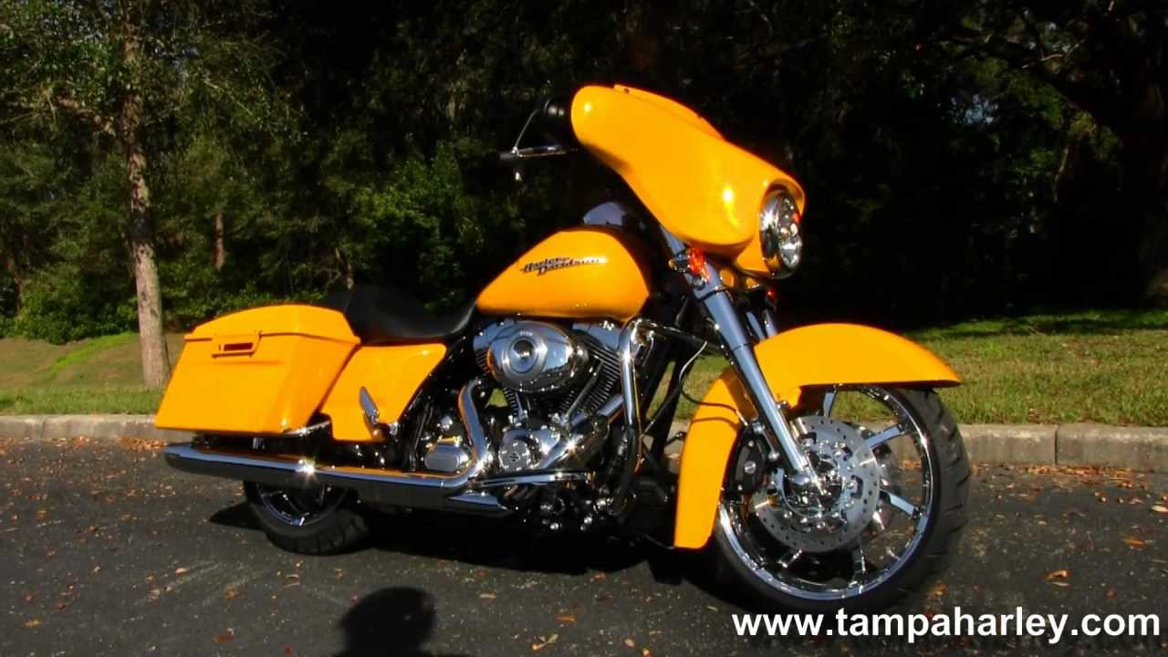 In Front Wheel For  Harley Davidson Street Glide