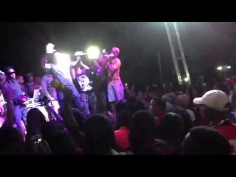 P. Diddy aka Puff Daddy Performance In Jamaica 2013 (Part 1) By @PantaSon