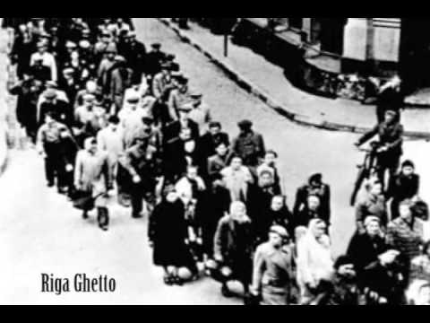 2 of 7 - Riga Ghetto - Holocaust Survivor Alex Lebenstein's Story