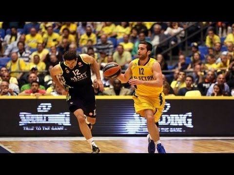 Maccabi Electra Tel Aviv 57-69 Real Madrid (Euroleague Playoffs - Game 3)