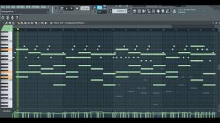 ATB & Andrew Rayel - Connected (FL Studio)