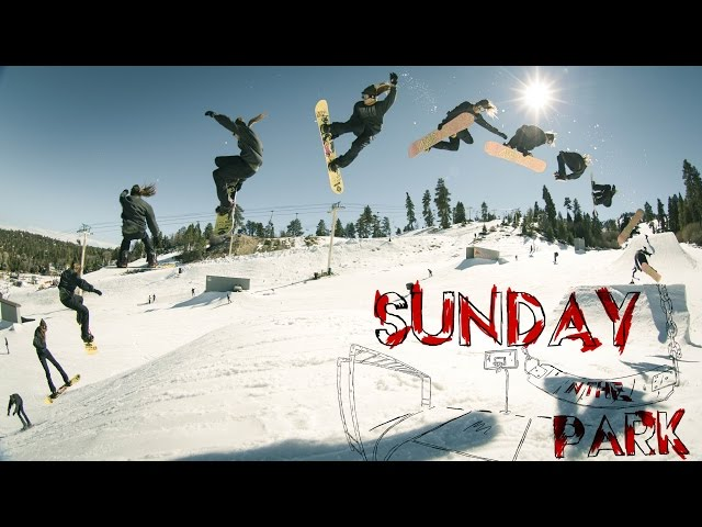 SUNDAY IN THE PARK 2015 EPISODE 6