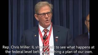 Rep  Chris Miller's remarks at a May, 28, 2019 press conference on the proposed Capital Bill