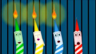 Happy B'day Singing Candles For You