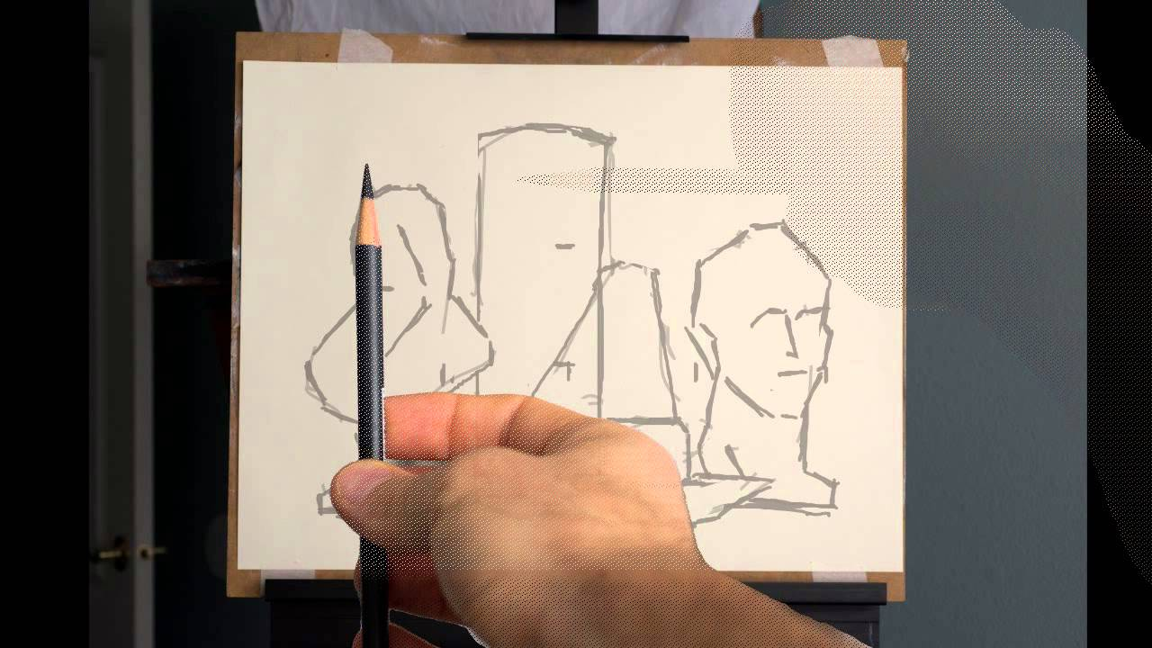 Contour Drawings Contour Drawing How to Draw