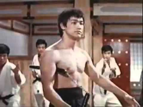 bruce lee vs school