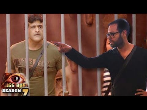 Bigg Boss 7 9th October 2013 FULL EPISODE Armaan Andy MAHA ABUSIVE FIGHT