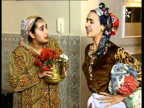 مقطع نادر للمرحومة عائشة مناف Aicha MANAF