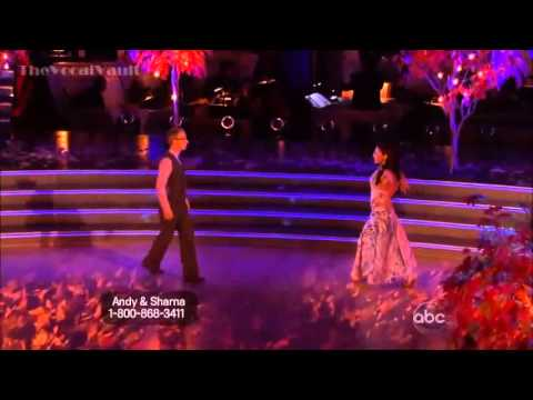 Andy Dick & Sharna - Viennese Waltz - DWTS 16 (Week 4)