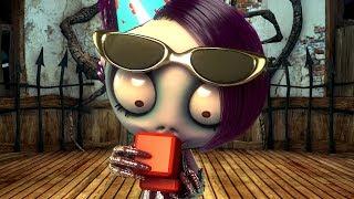 Zombie Dumb | 좀비덤 | Zomgirl's Birthday Party | Zombie Cartoon | Kids Cartoon | Videos For Kids