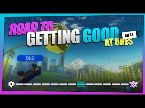 road to getting good at ones | ep 24