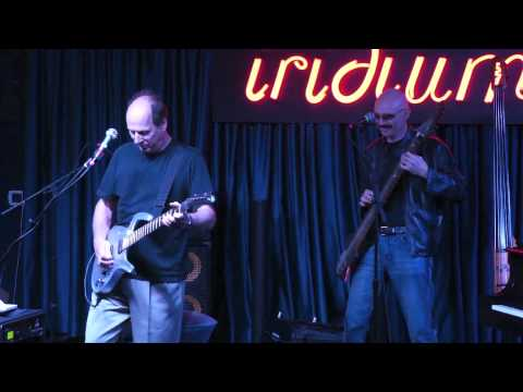 Adrian Belew and Tony Levin Duo- King Crimson's