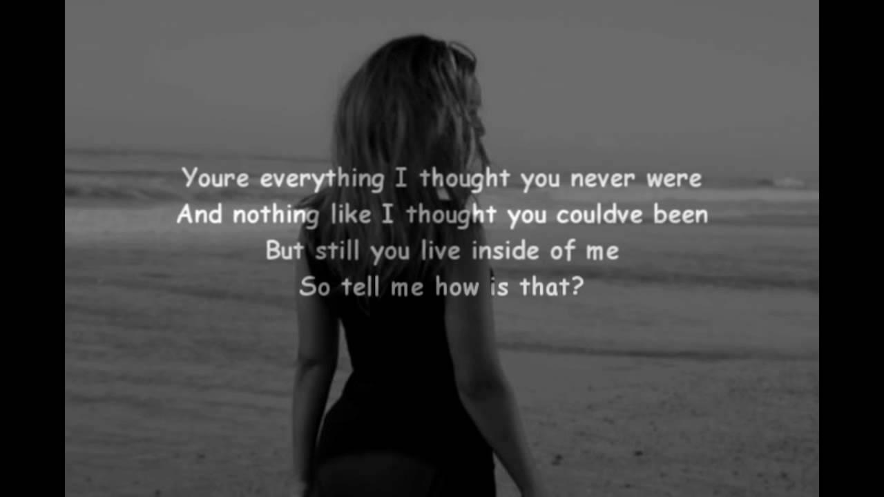Broken-Hearted Girl Lyrics by Beyoncé