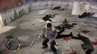 Sleeping dogs Wing chun master fight club!!!!!!!!!