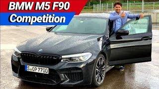 BMW M5 (F90) Competition inceleme | Bölüm 1 | Video 13
