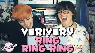 Verivery Ring Ring Ring 불러줘 Mv Reaction