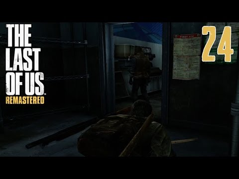 The Last of Us Remastered Part 24 - Spotted