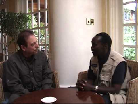 African Safari Guide Interview