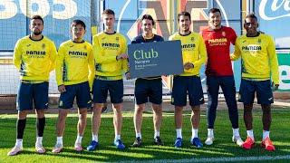 Los nuevos 'groguets' fichan por el Club Navarro