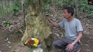 Chuyện tâm linh có thật - Bí ẩn tượng đá mang hình Phật hiển linh báo mộng