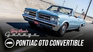 1964 Pontiac GTO Convertible - Jay Leno's Garage