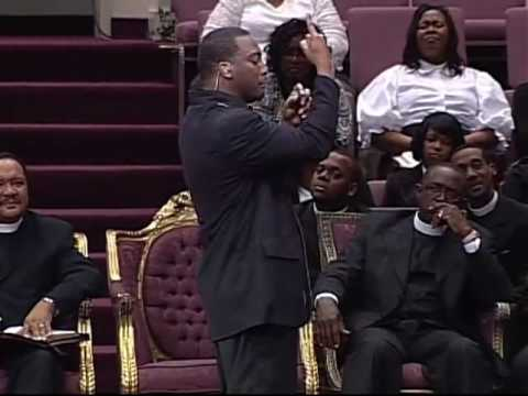 FGHT Dallas: Holy Ghost & Fire - Bishop Herman Murray (Part 2)