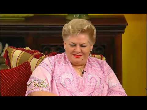 Pa'lante Con Cristina   Entrevista a Paquita La Del Barrio [2/3]   TVTelemundo