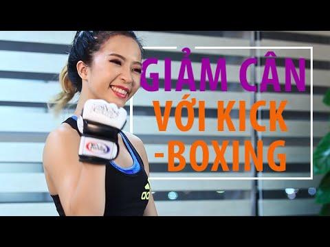[HIIT SERIES] Ngày 18 - HIIT Cardio gi?m cân v?i Kick-boxing | Hana Giang Anh
