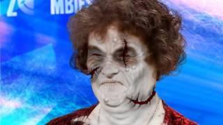 Thumb Susan Boyle como una Zombie