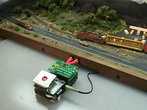 Arduino train projects