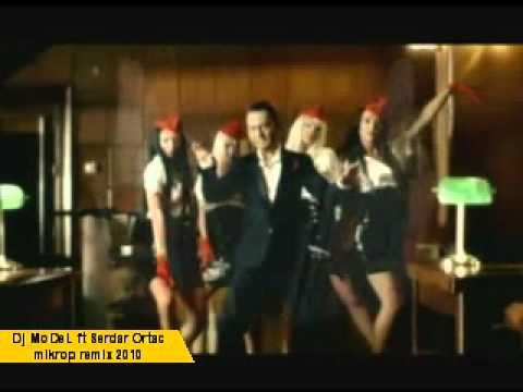 Dj MoDeL ft Serdar Ortaç – Mikrop -2011 remix