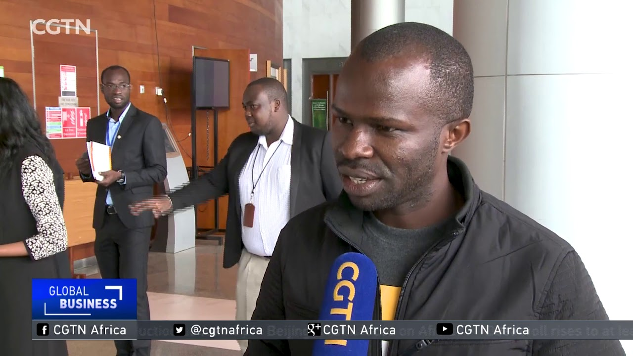 CGTN: African Youth Discusses Continent's Challenges in Ethiopia