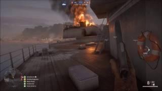 Battlefield 1 Exploring Sinking Dreadnought