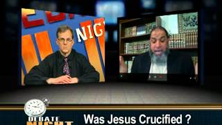 Video: Was Jesus Crucified? - Karim AbuZaid vs Craig Evans