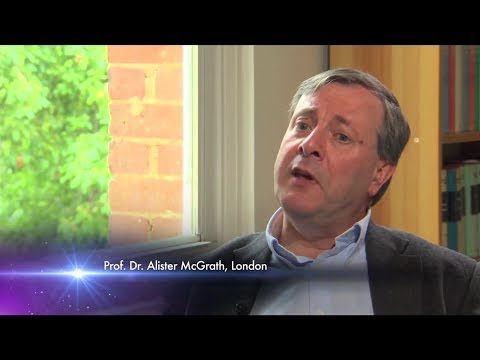 Ist das Christsein eine bessere Grundlage für Wissenschaft als der Atheismus? Prof. Alister McGrath