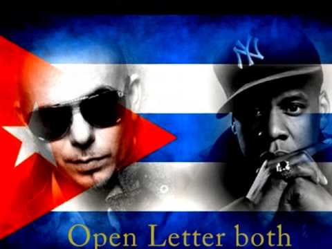JayZs Open Letter Gets CubanAmerican Response From Pitbull