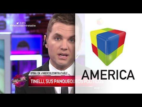 Su duro monólogo sobre la reunión de Macri y Tinelli