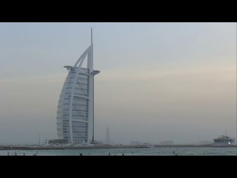 Burj Al Arab - Dubai, The World's Most Luxurious Hotel- Hd!!!!! video