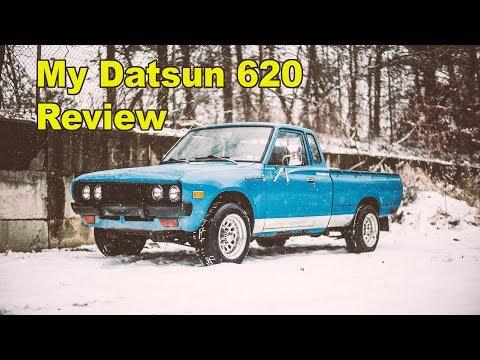 1977 Datsun 620 King Cab Review