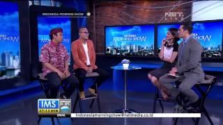 Talk Show dan penampilan Sule Percusion - IMS