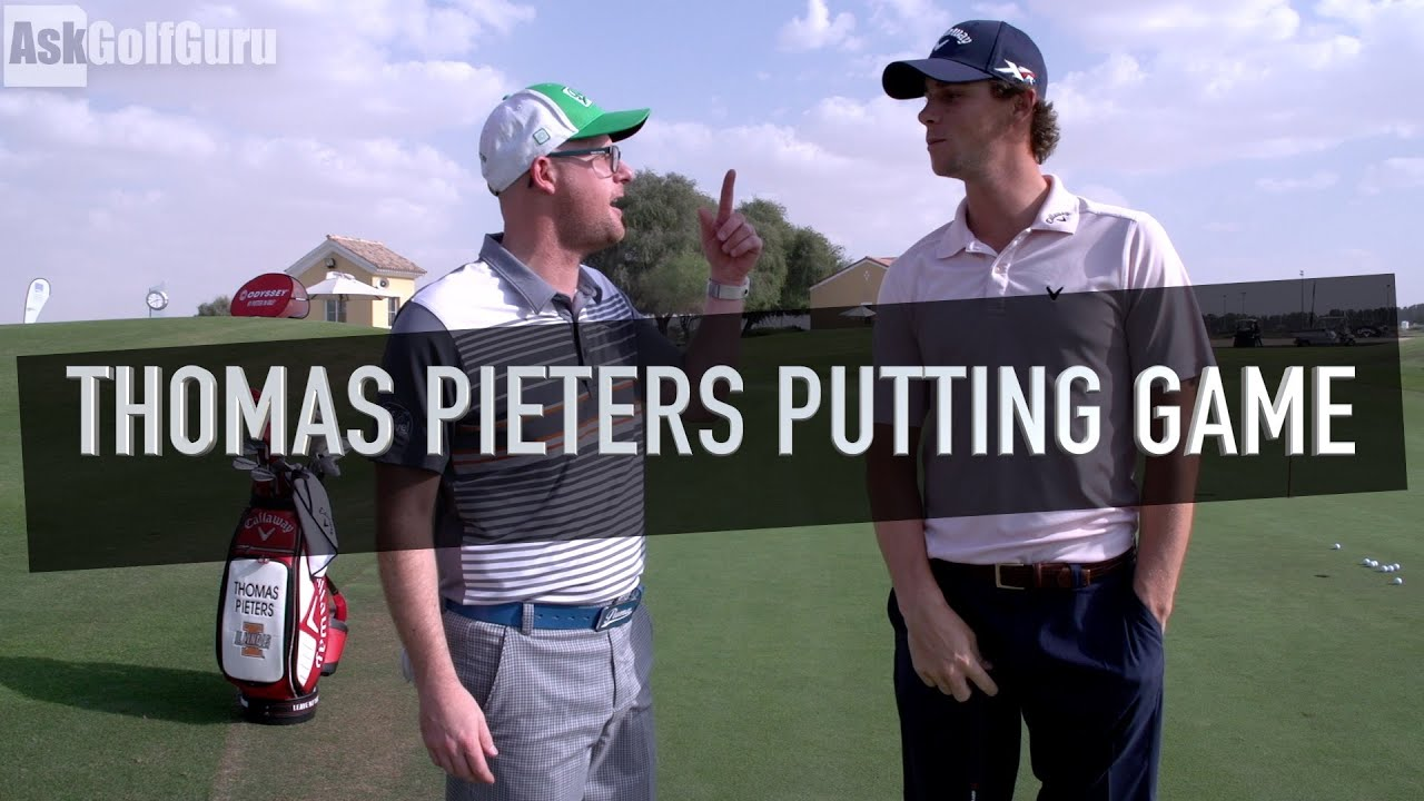 Best Putter In Europe Takes on Thomas Pieters