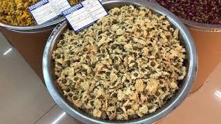 Chinese herbal medicine market in chengdu