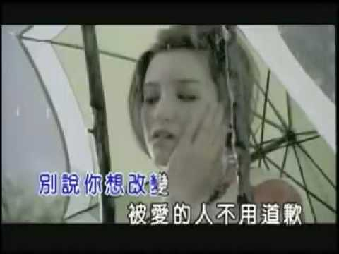 下雨天english lyrics: It's a rainy day, what should I do, I miss you so.