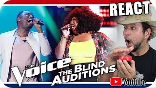 Download Lagu The Voice 2018 Blind Audition - Rayshun LaMarr & Kyla Jade Gratis STAFABAND