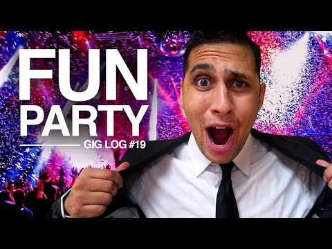DJ GIG LOG: FUN Wedding Party | New DJ EQUIPMENT
